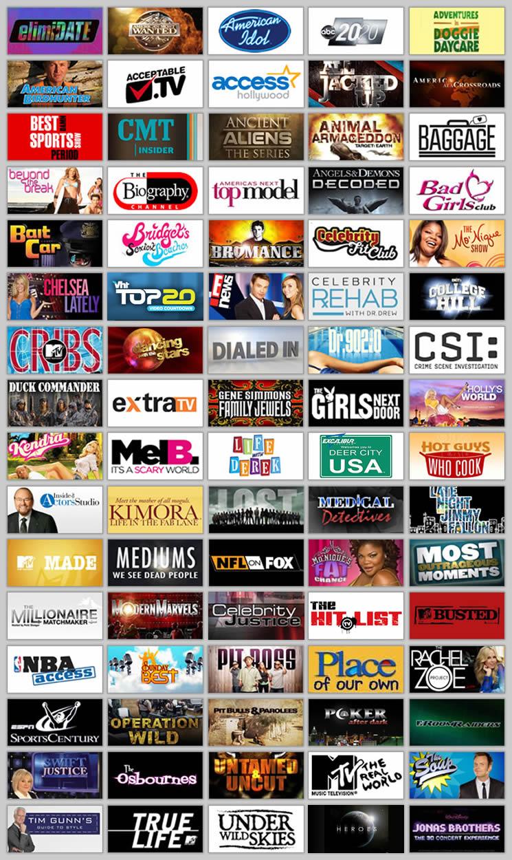 Television Credits