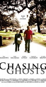 Chasing Ghosts scored by Michael Whittaker